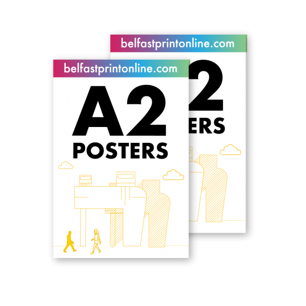 Belfast Print Online A2 Posters