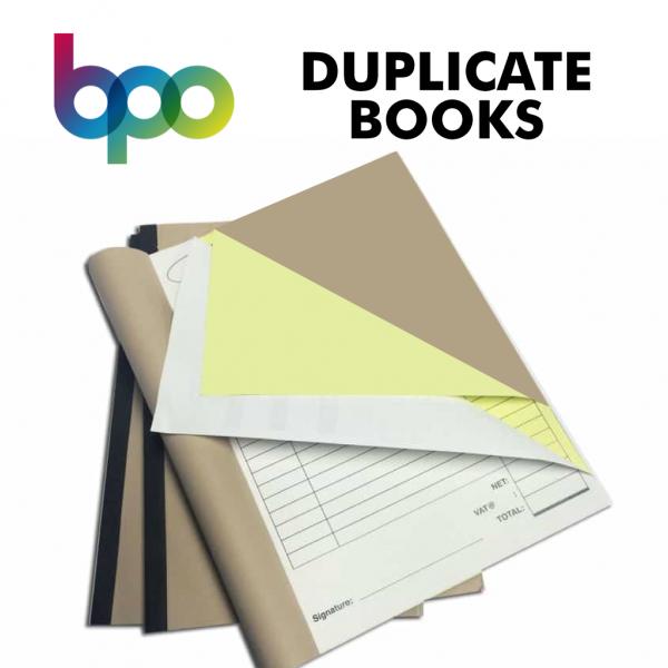 Belfast Print Online - Duplicate Books