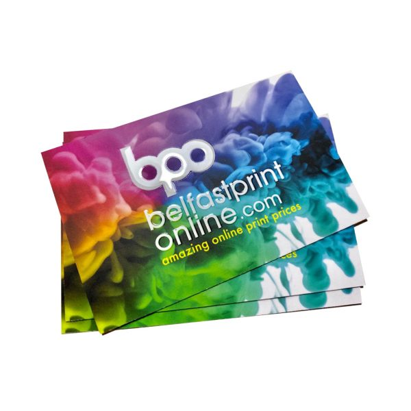 Belfast Print Online - Spot UV Business Cards