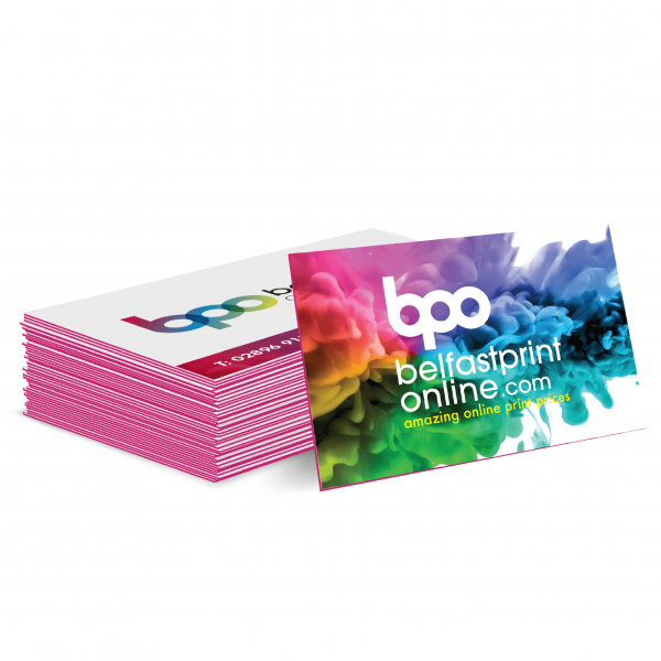 Triplex / Triple Layer Business Cards - Belfast Print Online